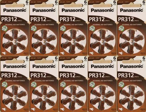 Großpackung Panasonic PR 312