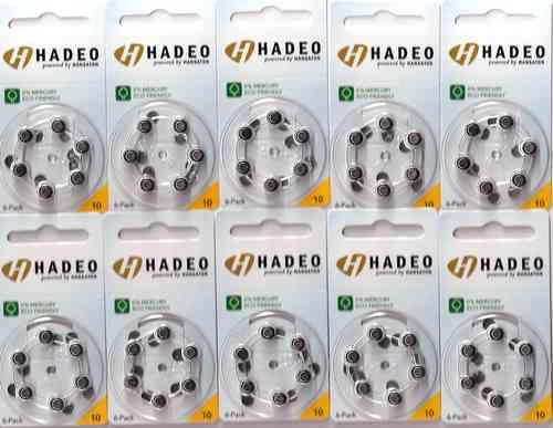 Hansaton Großpackung Hadeo H 10
