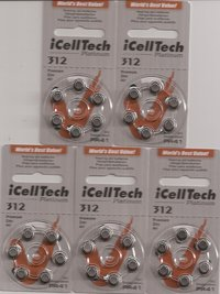 icell Tech Sparpackung iCellTech ICT 312