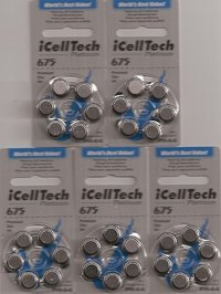 icell Tech Sparpackung iCellTech ICT 675