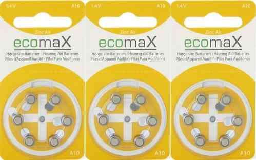 Vorteilspackung ecomaX 10