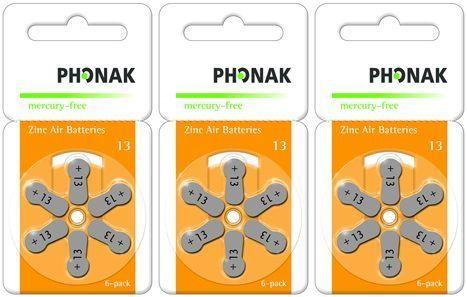 Vorteilspackung Phonak 13