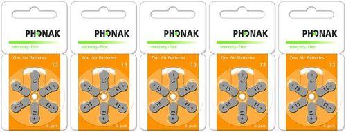 Sparpackung Phonak 13