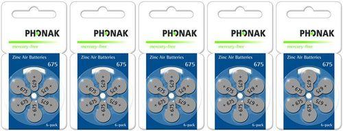 Sparpackung Phonak 675